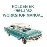 Holden EK