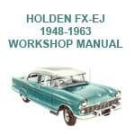 Holden FX-EJ