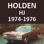 Holden HJ