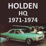 Holden HQ