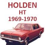Holden HT
