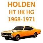Holden HK HT HG-6-Cylinder