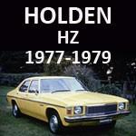Holden HZ