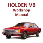 Holden Commodore VB