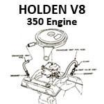 Holden V8 350 Engine Manual