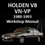Holden Commodore VN-VP