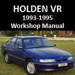 Holden Commodore VR-VS